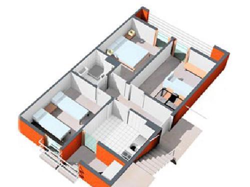 Aucune annonce publi e sur ne correspond for Appartement f3 design