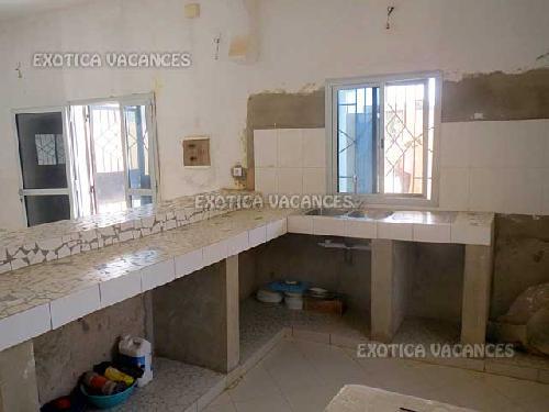 Villa 3 pi ces 64 m vendre saly thi s reference for Acheter une maison au senegal a saly