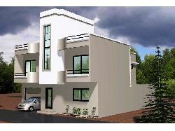 Villa 5 pi ces 150 m vendre amiti dakar villa r for Plan maison 150m2 senegal