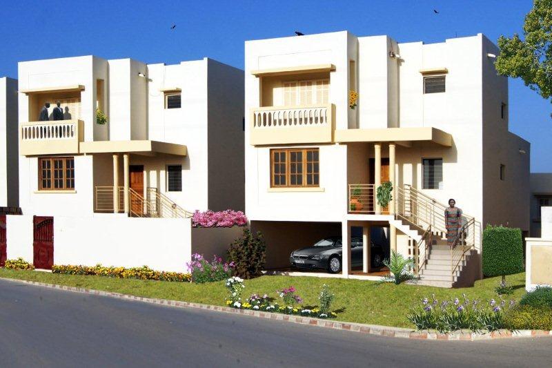 Immobilier au s n gal villa appartement maison for Plan de dakar
