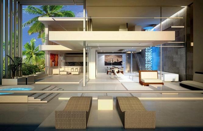 Immobilier au s n gal villa appartement maison for Construction villa prix