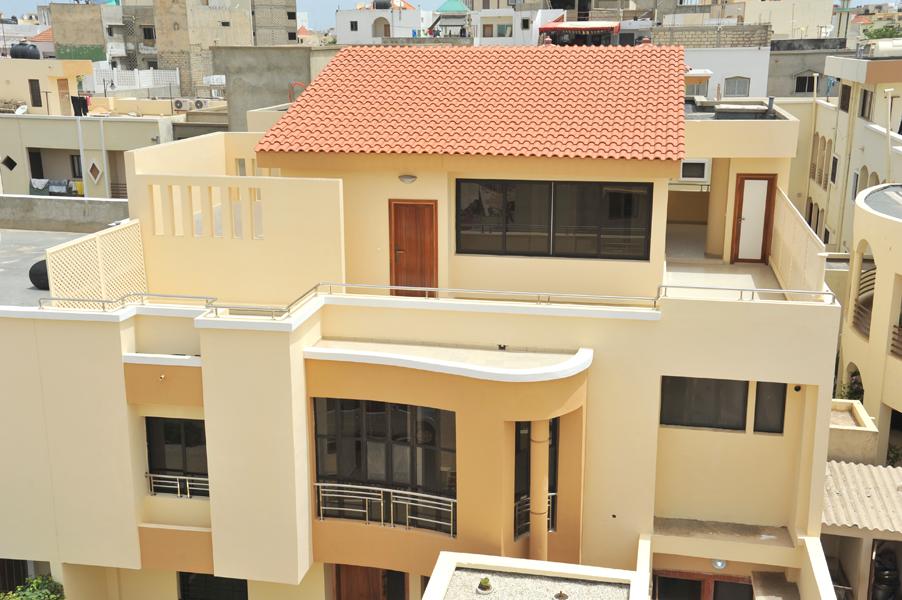 Immobilier au s n gal villa appartement maison for Acheter une maison au senegal a saly